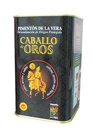 Άλλες ειδικότητες Caballo de Oros, PICANTE