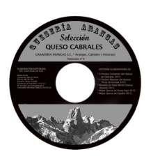 Cabrales τυρί Pepe Bada, Selección Cabrales