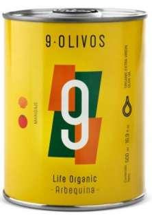 ελαιόλαδο 9-Olivos, Arbequina