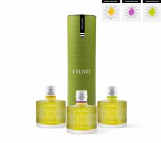 Ελαιόλαδο 9-Olivos, pack cata Green Flavours