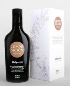 Ελαιόλαδο Melgarejo, Premium Composición