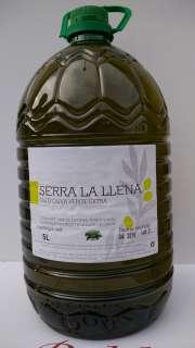 Ελαιόλαδο Serra la Llena