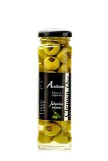 Ελιές Clemen, Olives-Jalapeños