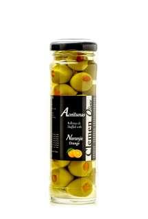 Ελιές Clemen, Olives-Naranja