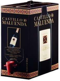 Ερυθροί οίνοι Castillo de maluenda BIB 3L G Sy