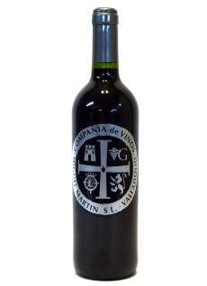 Ερυθροί οίνοι Compañia de Vinos M. Martín Tinto  - 12 Uds.