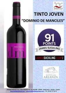 Ερυθροί οίνοι Dominio de Manciles, Tinto Joven