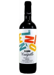 Ερυθροί οίνοι El Niño de Campillo - 75 CL