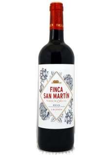 Ερυθροί οίνοι Finca San Martín