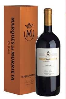 Ερυθροί οίνοι Marqués de Murrieta  (Magnum)