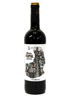 Ερυθροί οίνοι Sanz La Capital