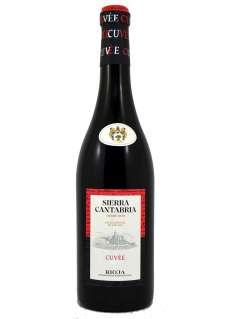 Ερυθροί οίνοι Sierra Cantabria Cuvee Especial