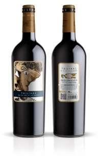 Ερυθροί οίνοι TRIS TRAS