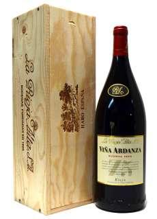 Ερυθροί οίνοι Viña Ardanza  en caja de madera (Magnum)
