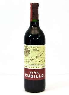 Ερυθροί οίνοι Viña Cubillo