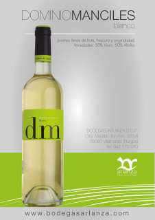 Γλυκό κρασί Dominio de Manciles Blanco