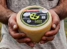 Idiazábal τυρί Latxa Esnea