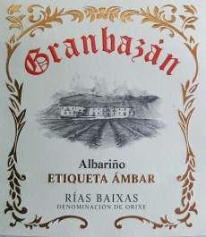 Λευκοί οίνοι Granbazan Etiqueta Ambar
