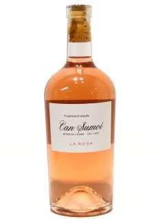 Ροζέ κρασί Can Sumoi La Rosa