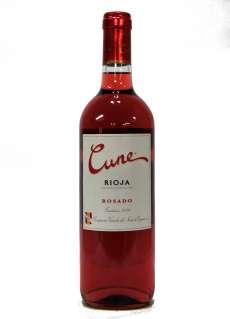 Ροζέ κρασί Cune Rosado