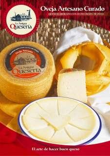 Τυρί La Antigua Queseria, Artesano Curado