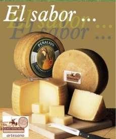 Τυρί Manchego Peñalajo
